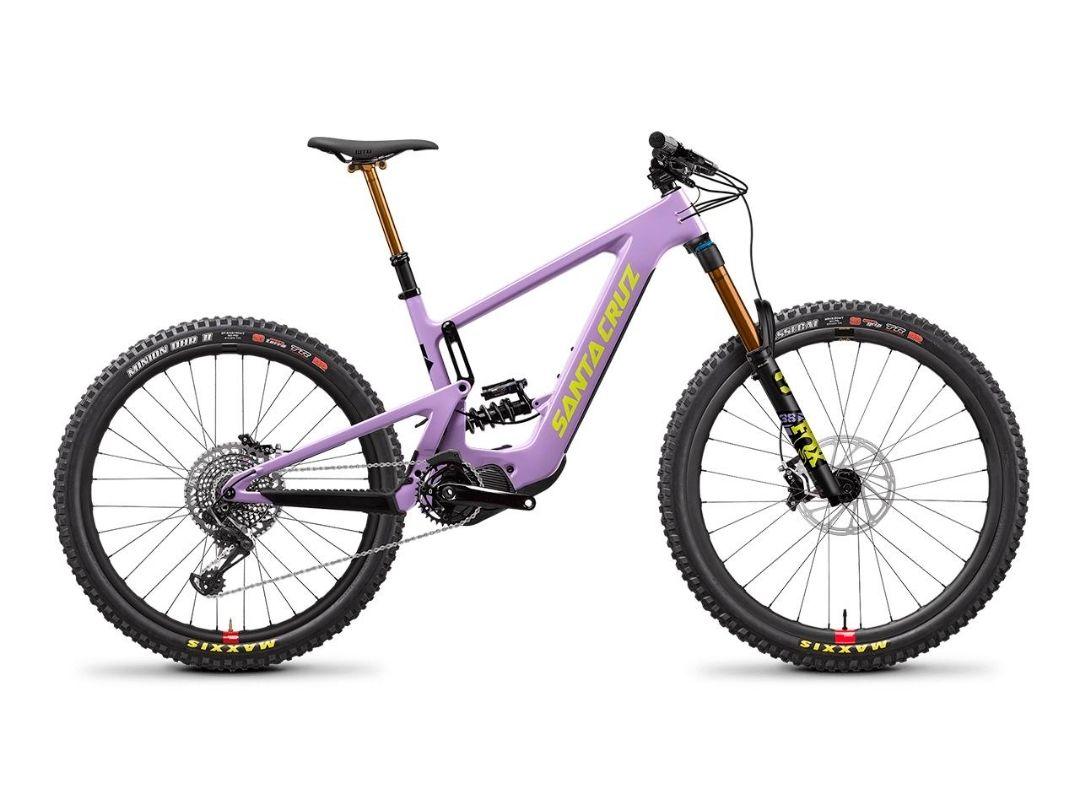Bullit CC X01 Coil RSV Lavender 27