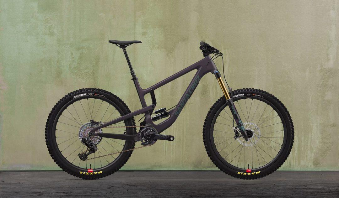 SANTACRUZ NOMAD Mangone Bike